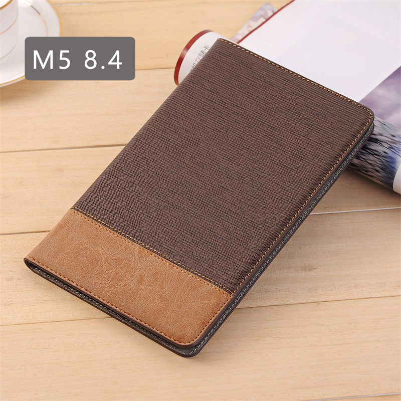 Wallet Case for Huawei M5 8.4 Xinysan Protective Cover for Huawei M5 8.4 inch SHT-AL09 SHT-W09 Tablet PC+Free Stylus