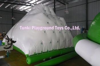 Inflatable Iceberg, Inflatable Water Iceberg, Inflatable Climbing Iceberg фото