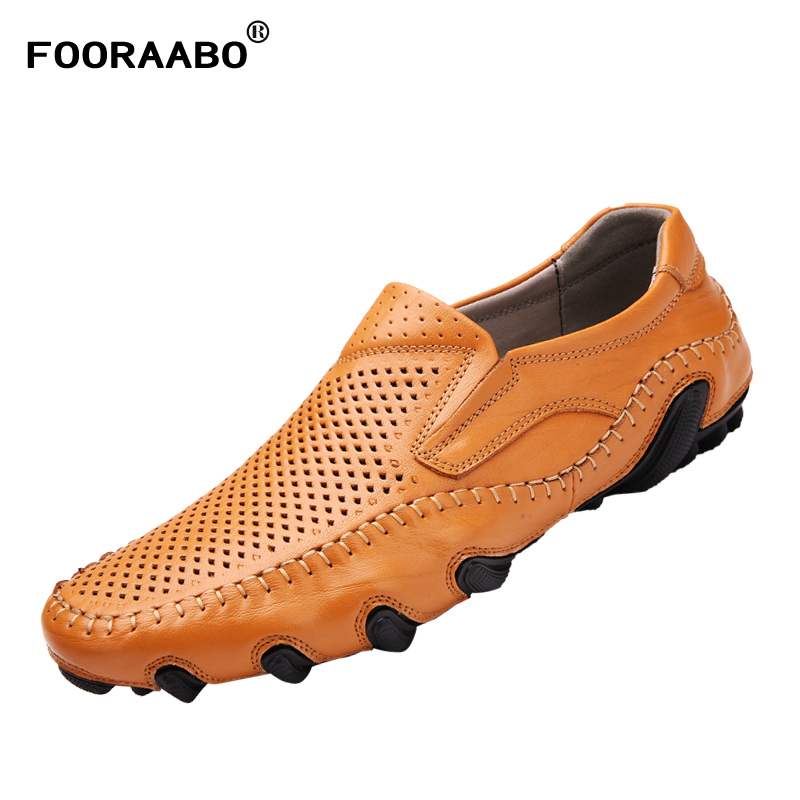 Mens Casual Shoes Loafers Leather Comfortable Flat Designer Octopus Feet Driving Shoes Flat Heel Leisure Indoor 9988 Rapque Shoes