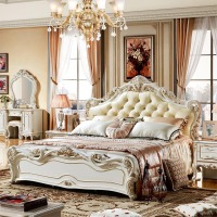 China Luxury King Bedroom Sets Furniture