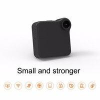 C1 + мини веб камера WI FI P2P IP видеокамера звук Регистраторы Портативный HD 720 P H.264 Micro DVR активная, обнаружение движения гибкие