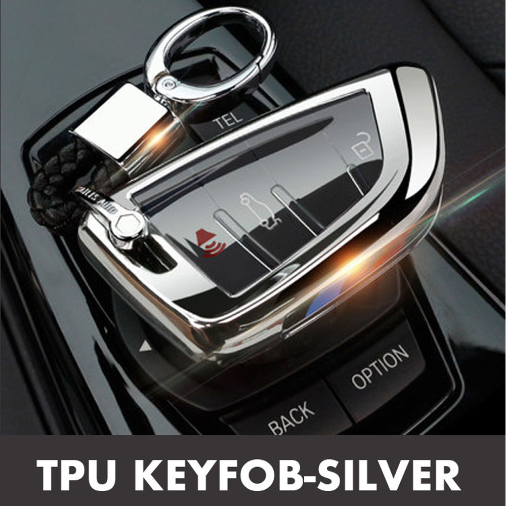 TPU Car Key Case Cover Shell Protector for BMW X1 X3 X4 X5 F15 X6 F16 G30 7 Series G11 F48 F39 520 525 f30 118i 218i 320i