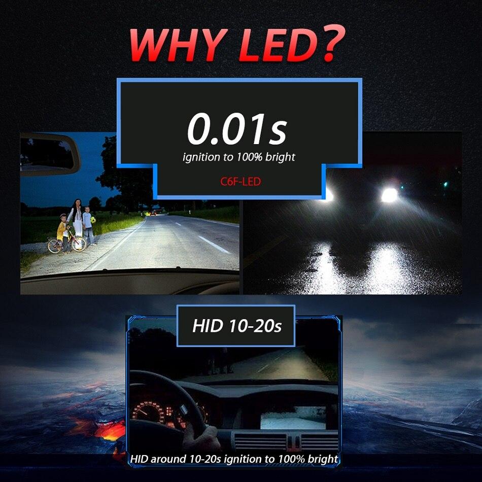 car Led headlight bulb (7)