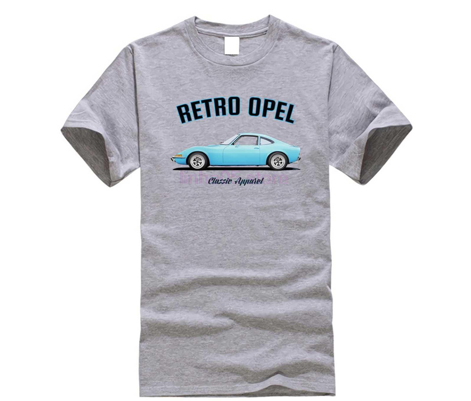 d06464efbdd08f 2019 New Fashion Brand In Fashion Cotton Teeshirt German Classic Car Fansl  Gt T-Shirt