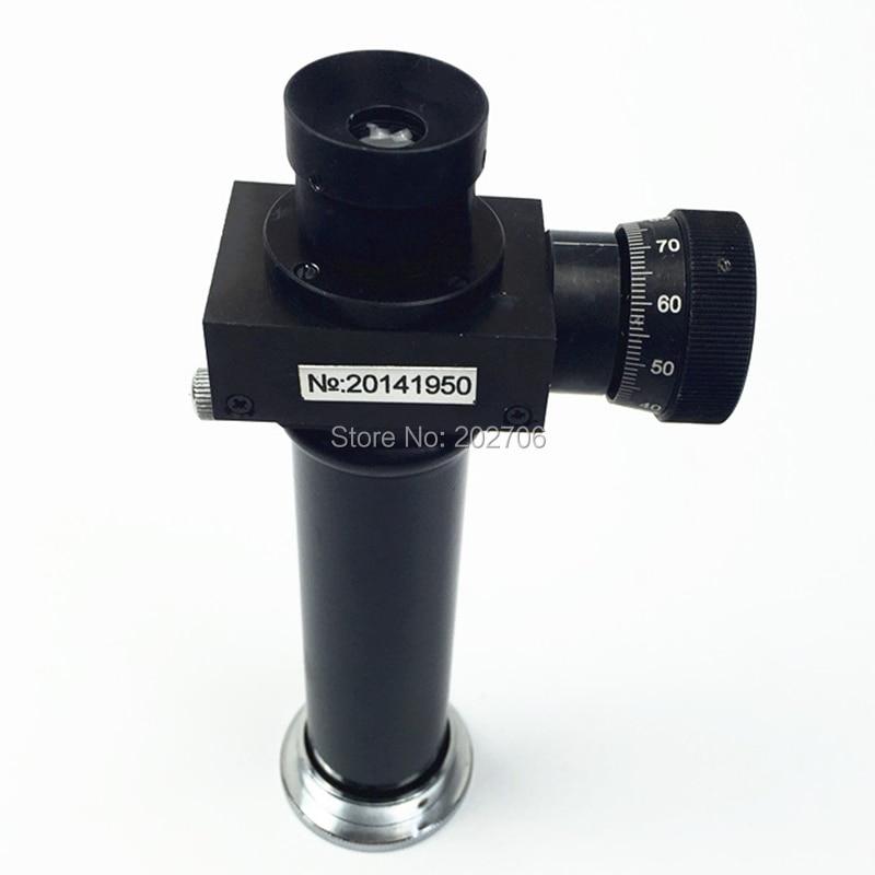 JC 10 Readout Microscope Brinell Microscope 20X portable measuring microscope