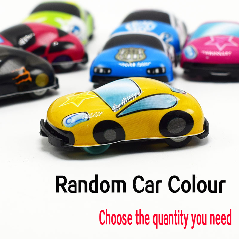 2019 new product mini Inertia cartoon car 5/10/50/100 PCS/LOT Super Mini Colorful Pull Back cars toys for kids boy gift