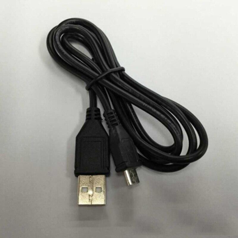 1 M Lange Usb Ladegerät Kabel Spielen Ladekabel Linie Für Sony Playstation Ps4 4 Wireless Controller Schwarz
