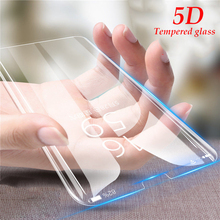 Nano Liquid UV Full Glue Tempered Glass For Samsung Galaxy S8 S9 Plus S7 Edge Screen Protector Note 8 note9 S10 lite