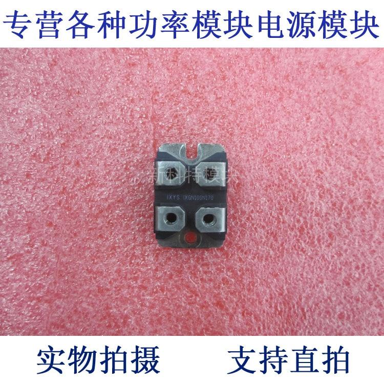IXGN100N170 160A1700V IGBT tubeIXGN100N170 160A1700V IGBT tube