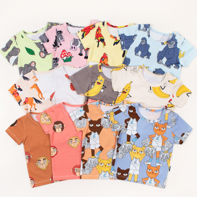 Cute short sleeve coat for kids (girls)