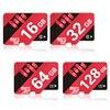 AEGO Micro SD 32GB Class10 Flash Memory Card 8GB/16GB/64GB/128GB UHS-1 Micro SD Card TF Card For Smartphone Pad Camera