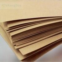 100sheets Vintage Kraft Letter Paper Copy Print Paper Blank Letter Pad