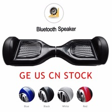 6.5 inch Hoverboard Self Balancing Electric Power Scooter Geroscope Two Wheels Skateboard with Bluetooth Speaker