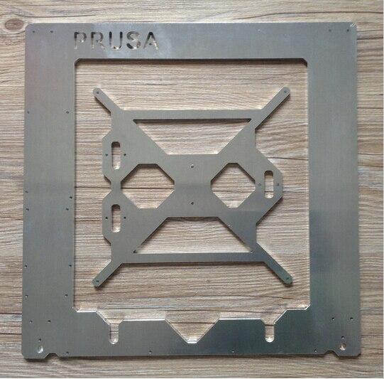 Prusa i3 Rework 3D printer aluminum frame kit RepRap Prusa i3 aluminum frame 3D Printer DIY 6 mm
