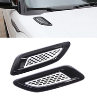 Car Styling Air Vent Outlet Wing Trim Cover For Land Rover Discovery 4 LR4 Land Rover
