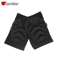 HEROBIKER Motorcycle Knee Protector Motorbike Moto Knee Brace Motorcycle Protective Kneepad Knee Support Protective Gear Guards
