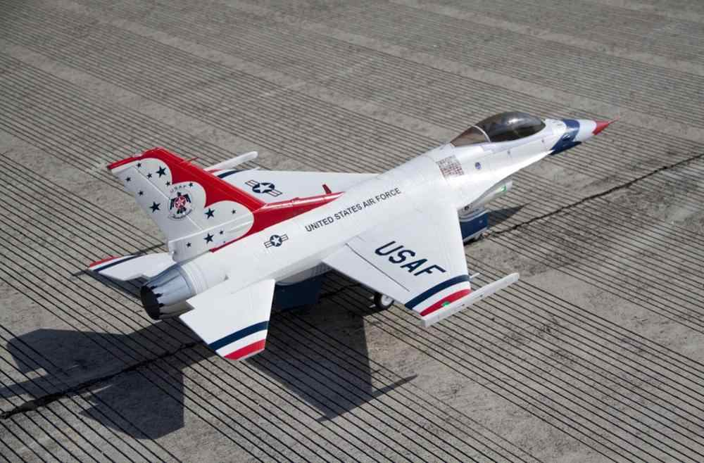 Окончательного Би F-16 F16 Fighting Falcon 90 мм EDF Jet PNP или комплект + servo выдвижной F 16 самолет/радиоуправляемая модель для хобби