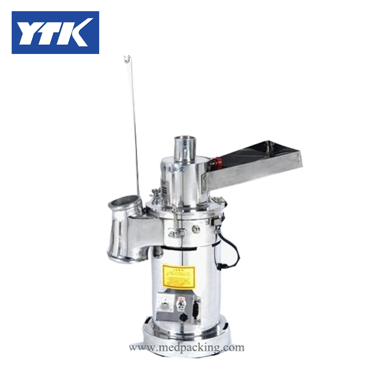 5-15kg Automatic Grinding Mill Herb Grinder,pulverizing Machine, HK-08A.Continuous..