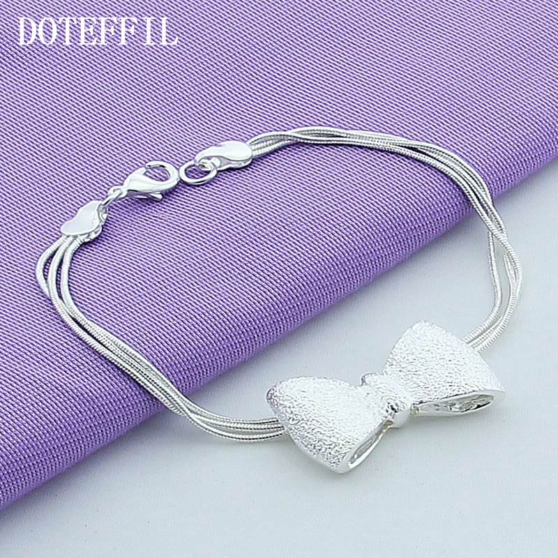 Girl Fashion Cute Personality Simple Beautiful Temperament Bowknot