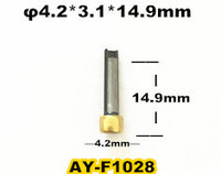 200pieces fuel injector micro filter for GDI Fuel Injectors replacement (AY F1028)