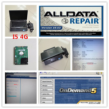 alldata repair software V10.53 mitchell ondemand 5.8 ATSG 3IN1 installed well in laptop for dell e6320 ( i5 4g ) hdd 1tb win7