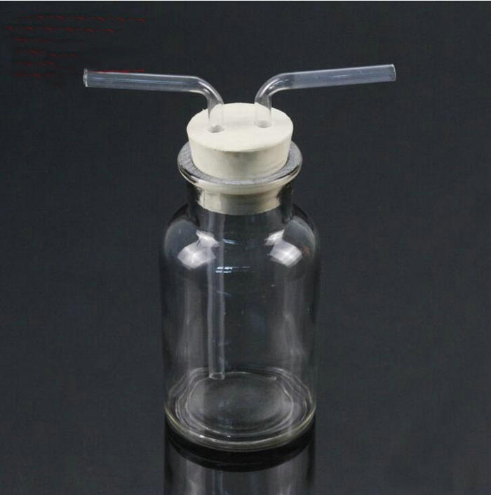 1set 125ml to 2500ml transparent Air Collecting bottle gas washing device chemical cleaning cylinder labratory equipment цены