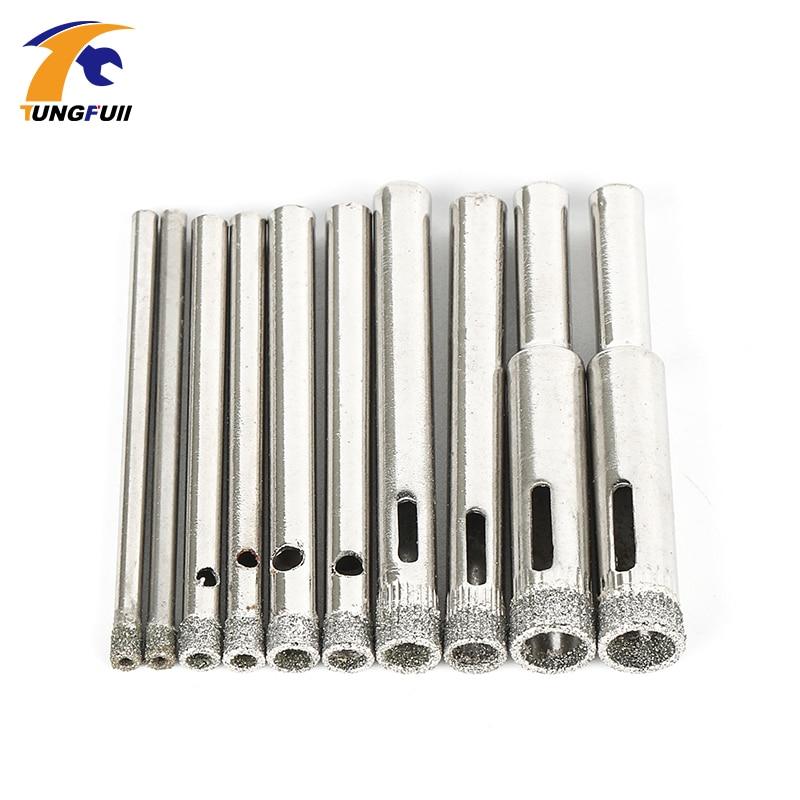 135 DEG S//P Drill Stainless Super Cobalt Jobber Drill Bits 10 PCS 9//64