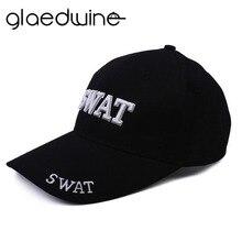 18a6af6fb1a89 Glaedwine marca gorras de béisbol táctico SWAT ajustable huesos deportes al  aire libre snapback sombreros para hombres mujeres p.