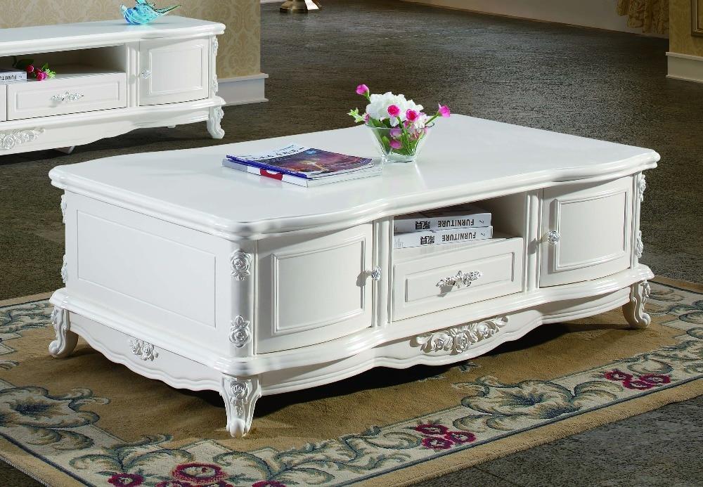 Quarto Salon Tafel Table basse Cam Sehpalar offre spéciale vente directe Antique sans côté Muebles Salon classique en bois