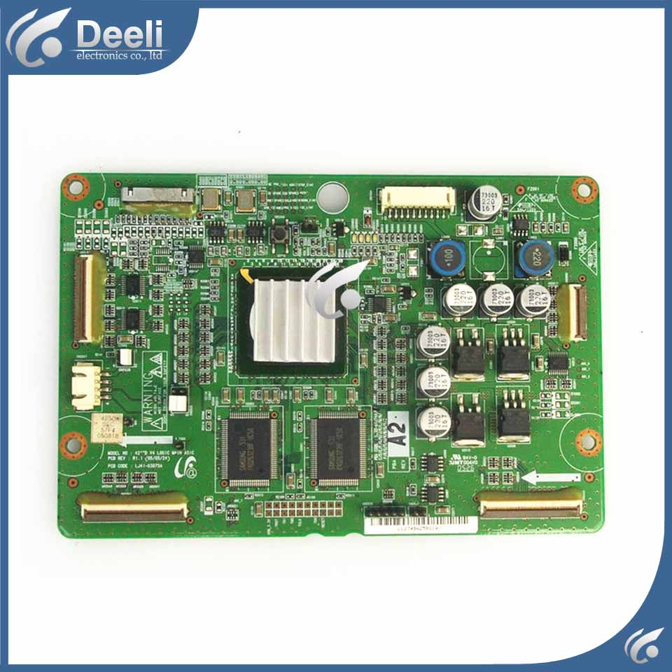 95% New original for logic board S42SD-YD07 LJ41-03075A LJ92-01274A95% New original for logic board S42SD-YD07 LJ41-03075A LJ92-01274A