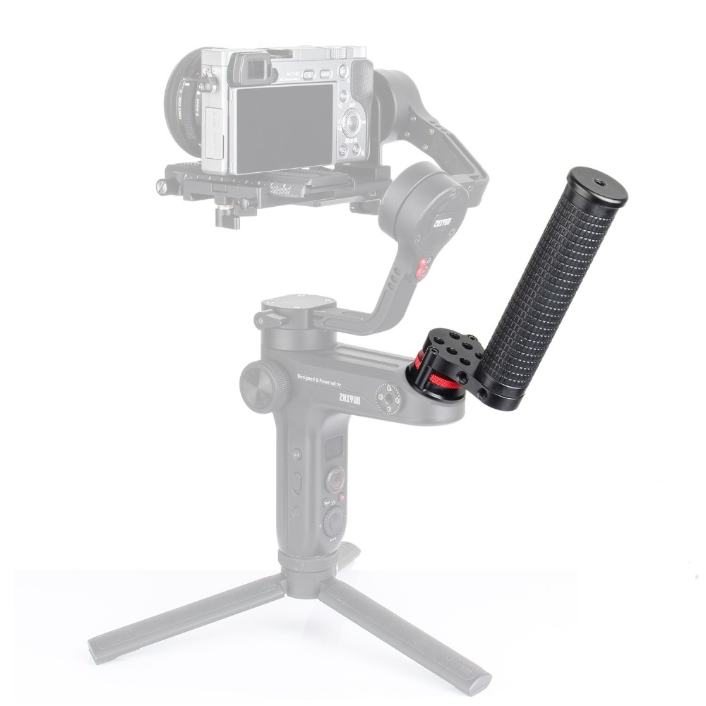 Zhiyun WEEBILL LAB 3-Axis OLED Display Stabilizer For Sony Panasonic GH5s Mirrorless Camera Handheld Gimbal With Focus Control 20