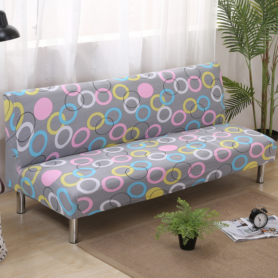 New Without Armrest Sofa Cover Multifunction Sofa