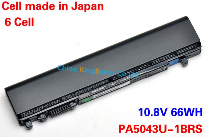 Prix pour 66WH Véritable Nouvel Ordinateur Portable Batterie pour Toshiba R930 R835 R830 R700 R705 R840 R940 PA5043U PA3832U PA3833U PA3929U PA3931U PABAS265