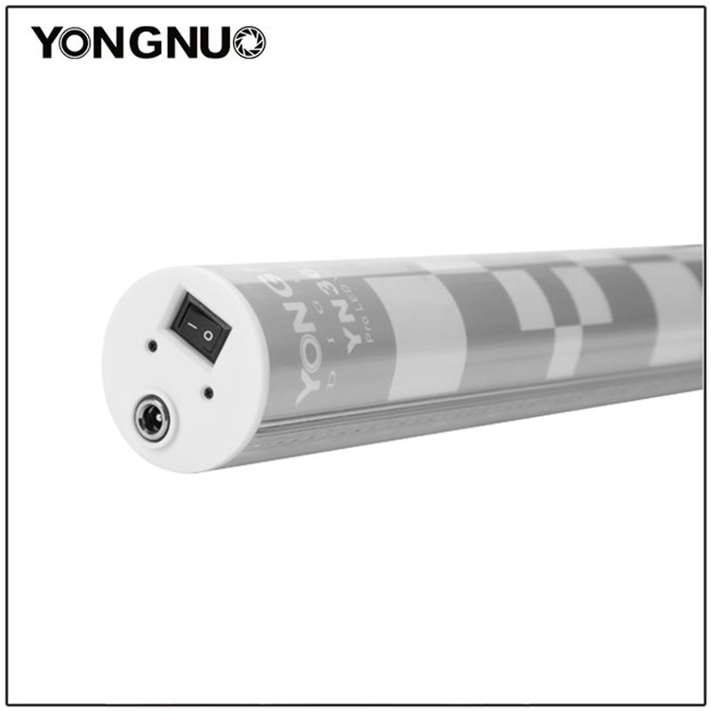 Image 3 - Yongnuo YN360 YN360 II يده عصا الثلج LED الفيديو الضوئي المدمج في بطارية 3200k إلى 5500k RGB الملونة التي تسيطر عليها التطبيق الهاتفlight phoneyongnuo controlleryongnuo battery -