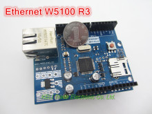 Free shipping ! 2013 version Ethernet W5100 R3 !!! Shield For Arduino UNO Mega 2560 1280 328 < only hte W5100 Development board