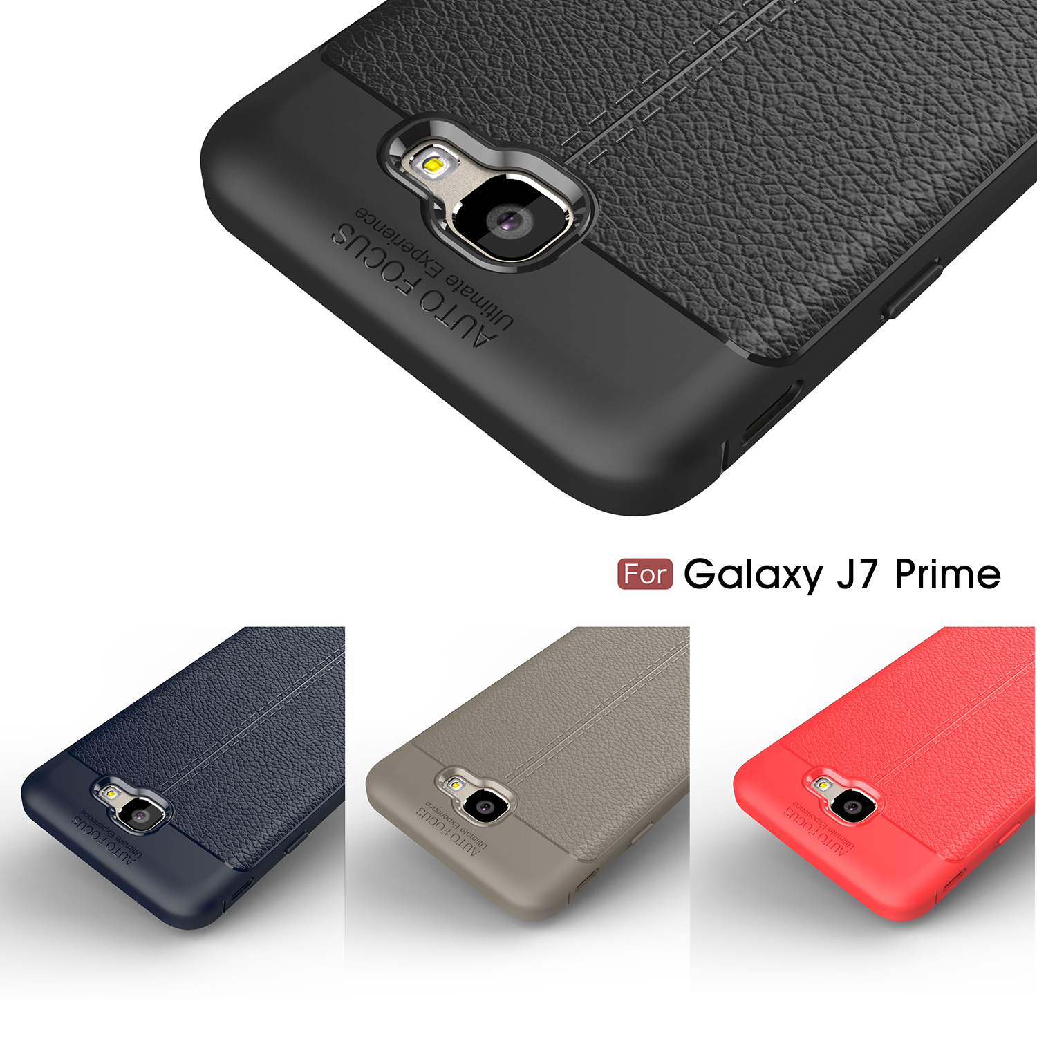 Funda Para Samsung Galaxy J7 Prime J7prime G610 G610f Ds G610m Sm Coque On7 2016 Duos Telfono Leather Flip Case Cove
