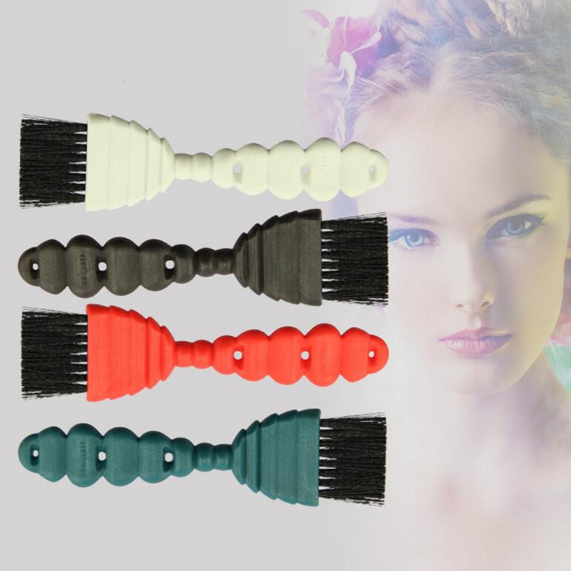 1Pcs Plastic Hair Dyeing Comb Hair Color Dye Brushes Kit Tint Coloring Brush Professional Hair Dye Brush Tint Comb