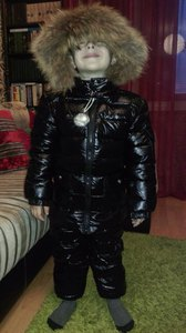 Image 3 - 子供 2 ピース暖かいコート