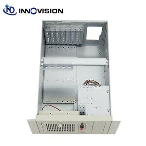 Image 5 - Stabilny wallmounted podwozie IPC2407A przemysłowe obudowa komputera wspieranie 7 gniazdo przemysłowe, aby zamówić ofertę ISA płyta montażowa