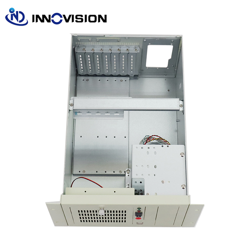 Image 5 - Stable wallmounted chassis IPC2407A industrial computer case supporting 7slot industrial ISA backplane-in Industrial Computer & Accessories from Computer & Office