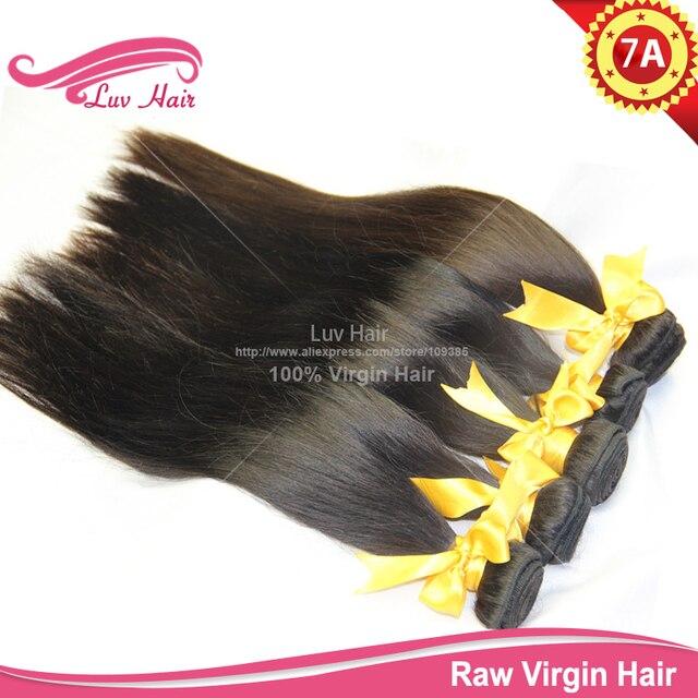 7a Virgin Hair Bundles Good Cheap Weave 100 Unprocessed Remy Human