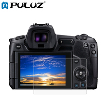 PULUZ Camera Screen Protector For Canon EOS R 2.5D 9H Tempered Glass Film