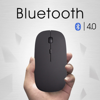 New Bluetooth 4 0 Wireless Mouse Mini Rechargeable Computer Mouse For Dell Acer Hp Asus Mice
