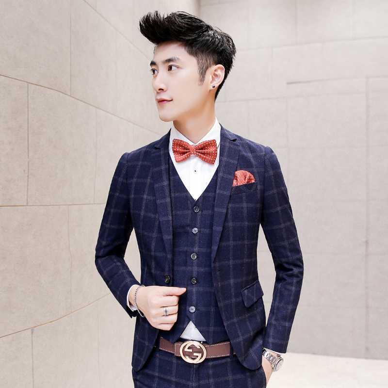 Aliexpress.com : Buy 2017 Suits Mens Prom Suits Purple Last Coat ...