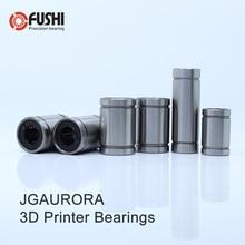 3D-принтеры Запчасти линейные подшипники Набор для JGAurora A5/A5S/A1 A3S высокое качество LM10UU LM8UU LM8LUU подшипник