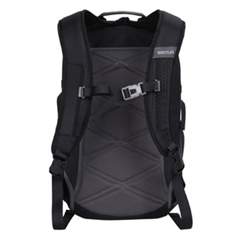 BESTLIFE Man Carry On Bagage Resväska Axelväskor Stor Kapacitet - Väskor för bagage och resor - Foto 2