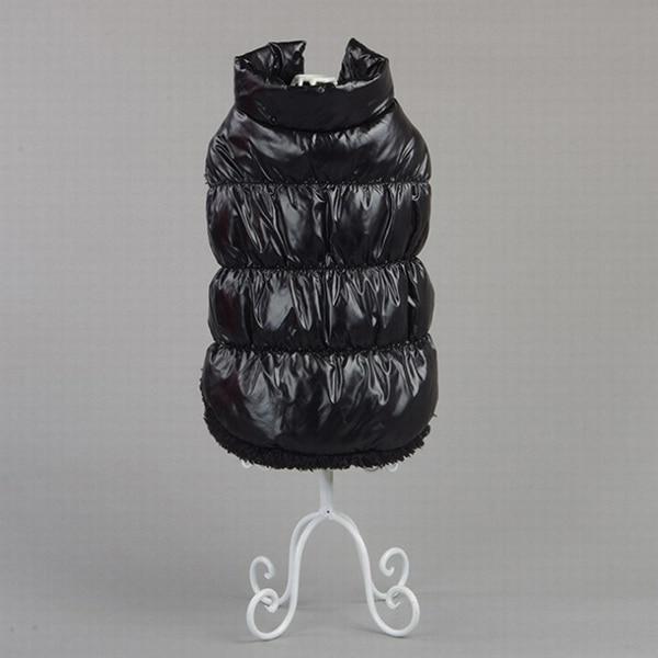 Winter Padded Warm Dog Vest