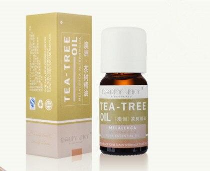 100 pure essential oils auralia tea tree oil aroma oil remove acne dermatitis huile essentielle