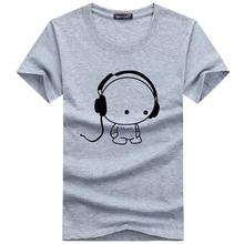 Men's DJ Printed Top