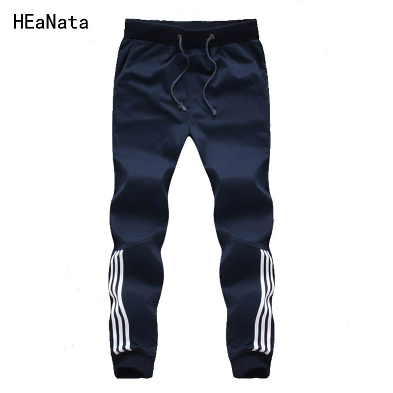 Casual Sportswear Trousers Men's Sweatpants Mens Joggers Long Pants Gyms Branding Clothing Thick Slim Fit Boy Trousers Student